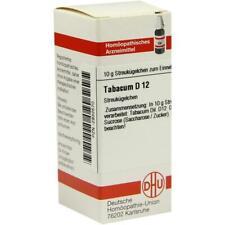 Tabacum D12 Globules 10 G PZN2932570