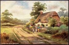 Postcard - Hertfordshire - Cottage Near, Hemel Hempstead