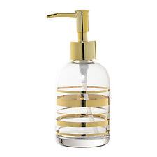 Bloomingville Oro Vetro Dispenser di sapone
