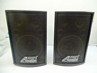Audio 2000's ASP5211 PA Speaker 10 INCH 3-WAY PA SPEAKER, 8 OHMS, 350W MAX, 200W