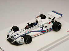 Brabham Alfa Romeo BT45A 1975 Press GP F1 Martini TrueScale TSM124302 Resin 1/43