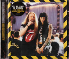 """ROLLING STONES """"NO SECURITY LIVE FROM THE BRIDGES TO BABYLON TOUR"""" - CD"""