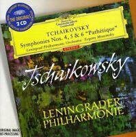 Mrawinskij - Tchaikovsky: Symphs No. 46 (NEW CD )