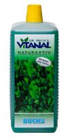 Vitanal NaturAktiv Buchs rein Biologisch der Umwelt zuliebe ..... 1 Liter