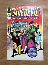 Rare Daredevil #5 from Marvel Comics 1964 Fr-G condition? Stan Lee