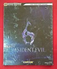 Resident Evil 6 - Guía - Signature Series Guide - NUEVO