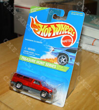 1996 VINTAGE HOT WHEELS TREASURE HUNT 11 of 12 DODGE RAM 1500 COLLECTOR #438 PRO