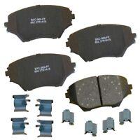 Disc Brake Pad Set-Stop Ceramic Brake Pad Front Bendix fits 01-05 Toyota RAV4
