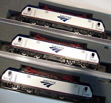 KATO 1373001 1373002 1373003 N 3 loco set ACS-64 Amtrak SIEMENS CITY SPRINTER