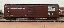 Athearn, 50' SD boxcar, Seaboard Coast Line (SCL), kit# 246, rd# 27939, MWKD's