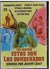 Estos son los condenados (The Damned) (DVD Nuevo)