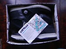 AIRWALK 540 PROTOTYPE F SERIES 10.5 skateboard shoes NOS from 2009 re-release