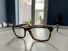 Prada hombre Glasses Frame (caparazón de tortuga)