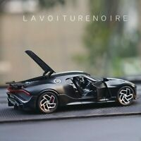 1:32 Toy Car Bugatti Lavoiturenoire Toy Alloy Car Diecasts Car Model Miniature