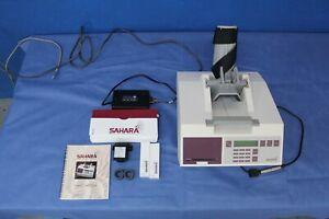 Hologic Sahara Bone Sonometer Calibrated and tested with phantom