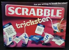 Scrabble Trickster Board Game new and sealed
