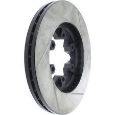 Disc Brake Rotor-Sport Slotted Brake Disc Front Right Stoptech 126.66056SR