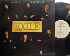 "Exile - Mixed Emotions  (W.B. BSK 3205) ('78)  (with  ""Kiss You All Over"")"