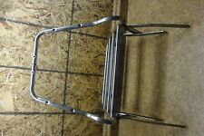 1981 Kawasaki KZ750 KZ 750 H KZ750H Rear Rack Luggage Carrier Holder Back Rest