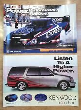 Kenwood Excelon Ford Expedition MASK Pioneer Funny Car car audio stereo posters