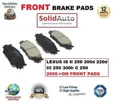 für lexus is II 250 200D 220D III 250 300h C 250 2005-> nach