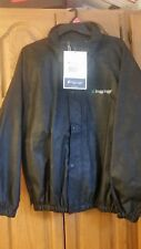 Frogg Toggs Pro Action Black Jacket Waterproof Mens size Small Tags
