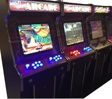 Multigame Arcade Machine - Classic Games - Retro Gaming - No MAME - Games Room