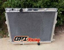 GPI aluminum radiator for HILUX KUN16R KUN26R 3.0 Diesel 2005 on 2 core