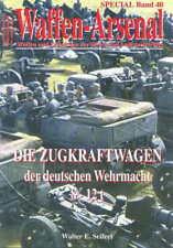 Waffen-Arsenal SP-40: Die Zugkraftwagen 8 - 12 t