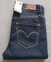 Damen Jeans LEVIS LEVI´S Demi Curve Straight 04700-0078 W25 L32