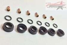 Top Feed Fuel Injector Rebuild Kit Seals O-rings - For Lexus IS200 1G-FE Engine
