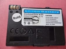 Siemens Battery-c55-m55 - s55-mc60 - a70-a75-a52-a57-a55-c60-a65 - Comp. H.Q.