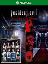 RESIDENT EVIL 0,1,2,4,5,6,7 BUNDLE RESIDENT EVIL XBOX ONE (NO CD/NO KEY) leggere