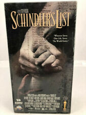 VhsSchindler's List~VHS 2 Tape Set ~ Best Picture 1993