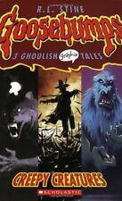 Creepy Creatures (Goosebumps Graphix) by R. L. Stine, R.L. Stine