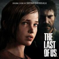 The Last Of Us Soundtrack Gustavo Santaolalla CD Sealed New  2013