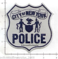 New York - New York City NY Police Dept Patch
