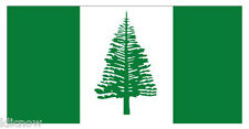 NORFOLK ISLAND FLAG 5FT X 3FT (Another Quality product from klicnow)