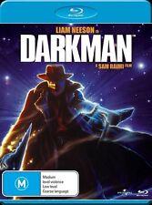 *New & Sealed* Darkman (Blu-ray, 2011) Liam Neeson Action Movie. Region B AUS