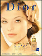 2000 glamour ad for Diortint Cosmetics -610