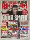 RHYTHM Magazine SEALED Summ 2008+cd Green Day Chad Smith Red Hot Chili Peppers *