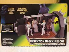 Star Wars Detention Block Rescue Toy Set by Kenner - Mint in box