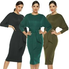 Women's Sexy Party Dress Long Sleeve Bodycon Dress Bandage Ball Gown Dresses