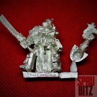OOP Sternguard Veteran w/ Chainsword metal miniature model Warhammer 40,000 A126