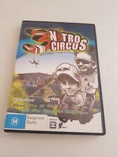 TRAVIS AND THE NITRO CIRCUS 3  DVD