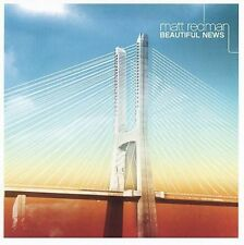 Beautiful News - Matt Redman (CD, 2006, Six Steps Records) - FREE SHIPPING
