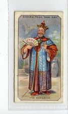 (Jc4371-100)  LLOYD,SCENES FROM SAN TOY,THE EMPEROR,1905,#