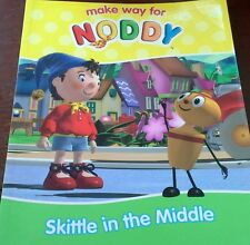 Skittle in the Middle by Enid Blyton (Paperback, 2006) noddy storybook/free p+p