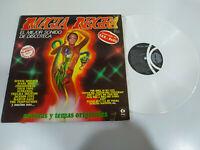 "Magia Negra Discoteca Michael Jackson Five 1979 LP Vinilo Blanco 12"" VG/VG - 2T"