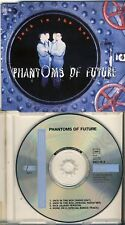 PHANTOMS OF FUTURE - Jack in the box  4 trk MAXI CD 1995